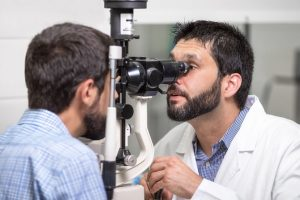 רשלנות רפואית עיניים